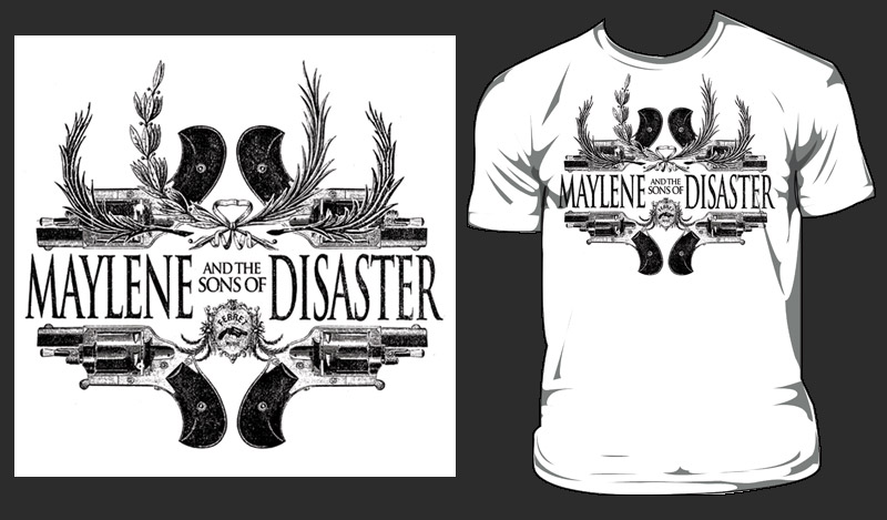 Maylene And The Sons Of Disaster Shirt